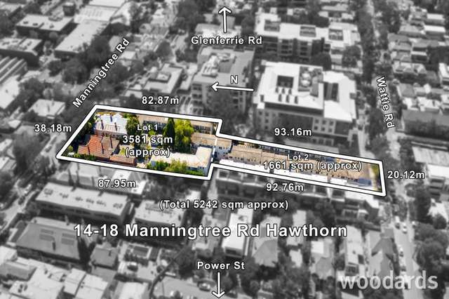 14-18 Manningtree Road, Hawthorn VIC 3122
