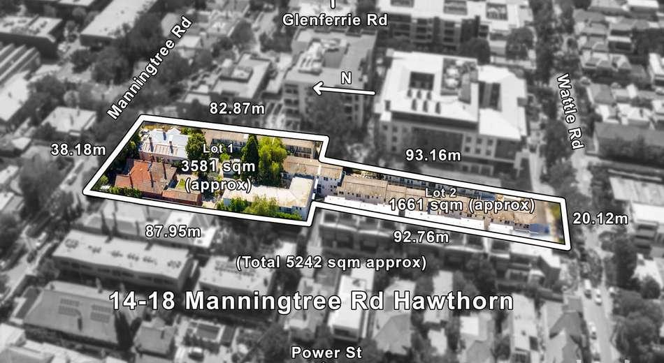14-18 Manningtree Road