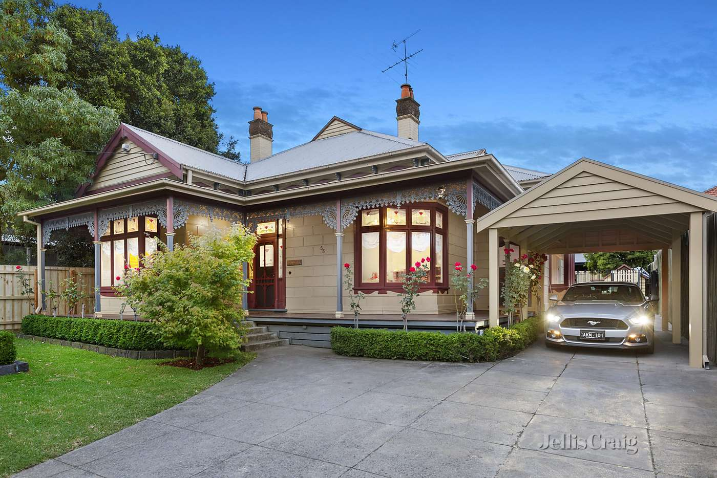 Main view of Homely house listing, 55 Livingstone Street, Ivanhoe VIC 3079
