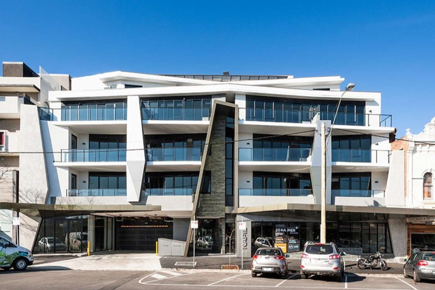 Main view of Homely apartment listing, 310/20 Napier  Street, Essendon VIC 3040