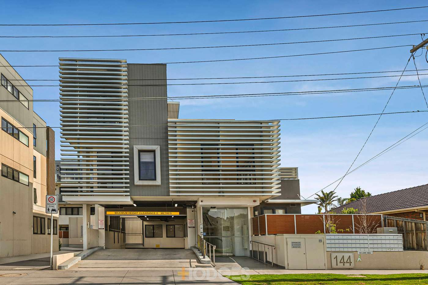 Main view of Homely apartment listing, 305/144 Collins Street, Mentone VIC 3194