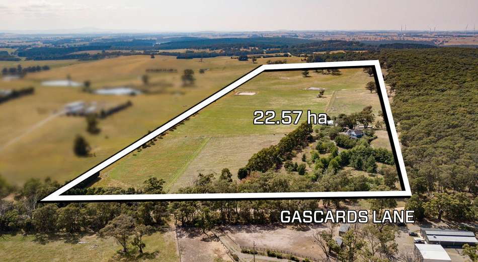 169 Gascards Lane, Ballan VIC 3342