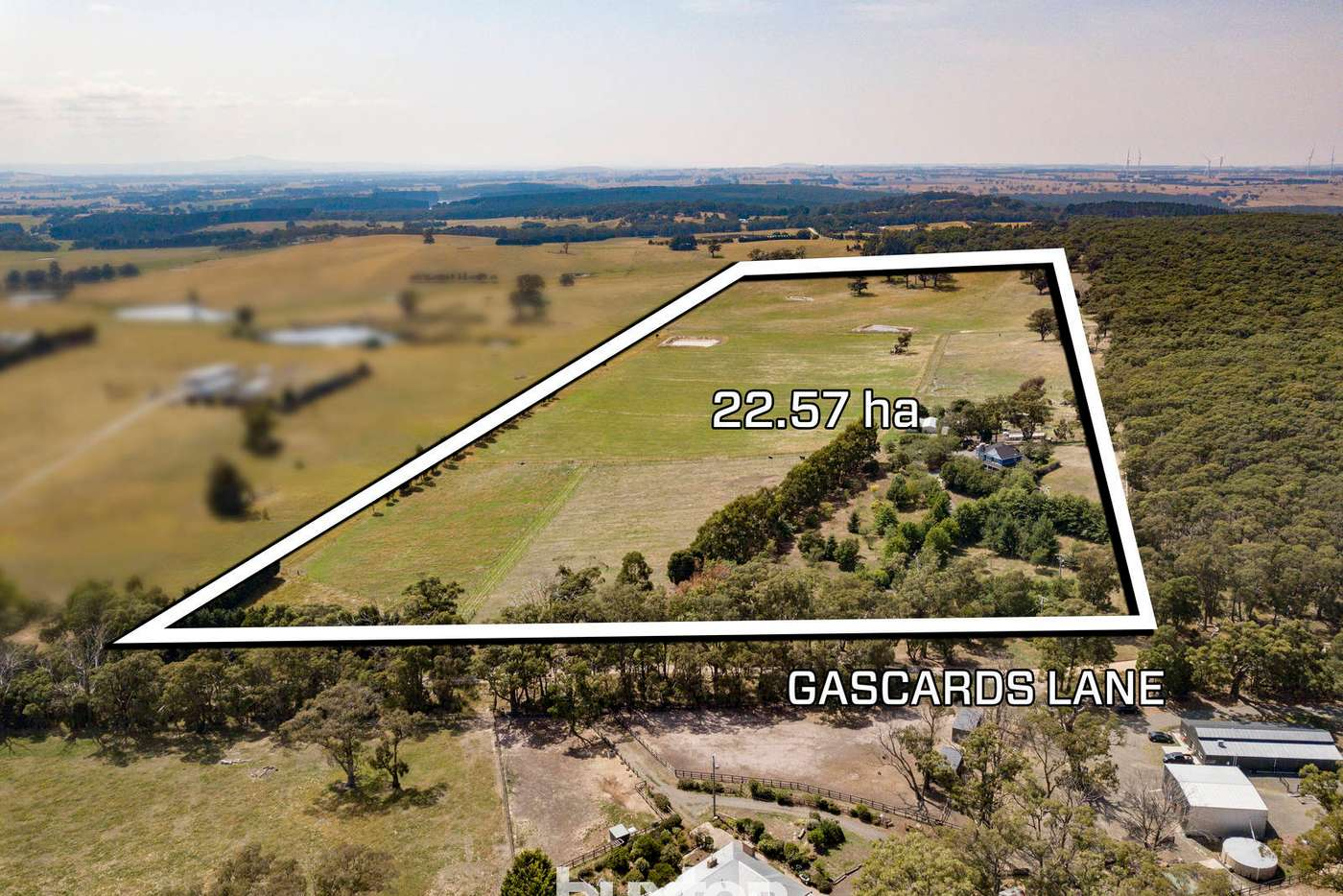 Main view of Homely house listing, 169 Gascards Lane, Ballan VIC 3342
