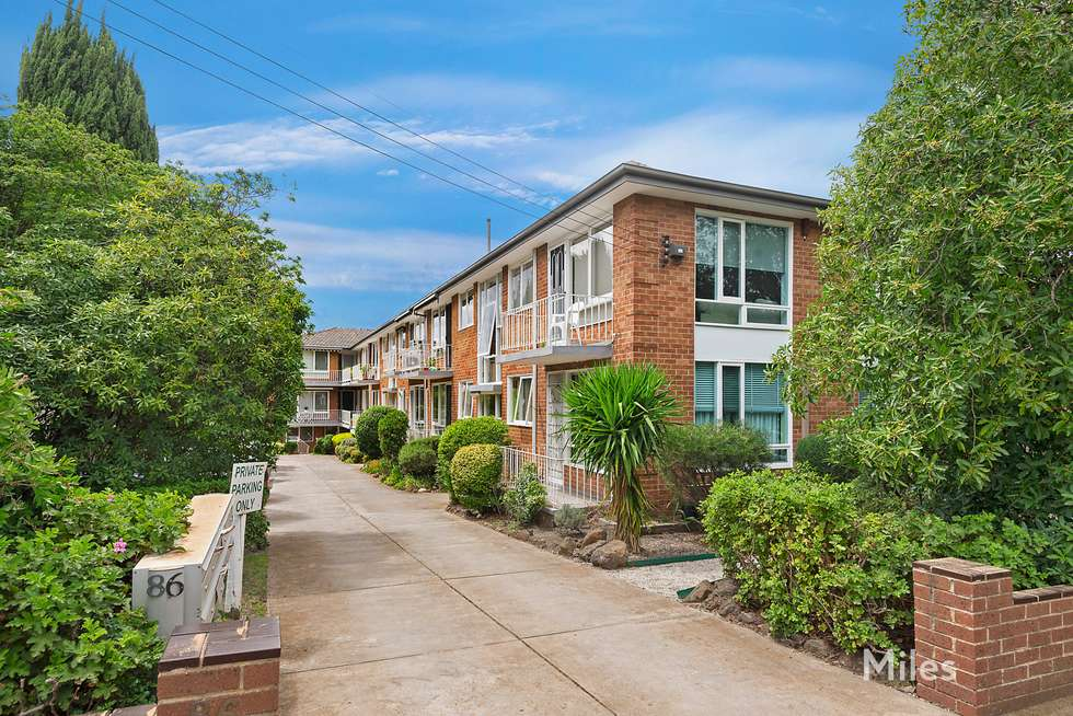 Second view of Homely apartment listing, 11/86 Marshall Street, Ivanhoe VIC 3079