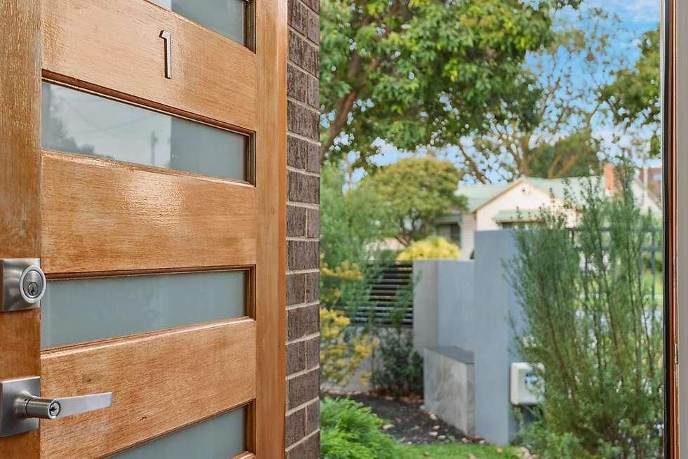 Second view of Homely townhouse listing, 1/117 Beatty Street, Ivanhoe VIC 3079