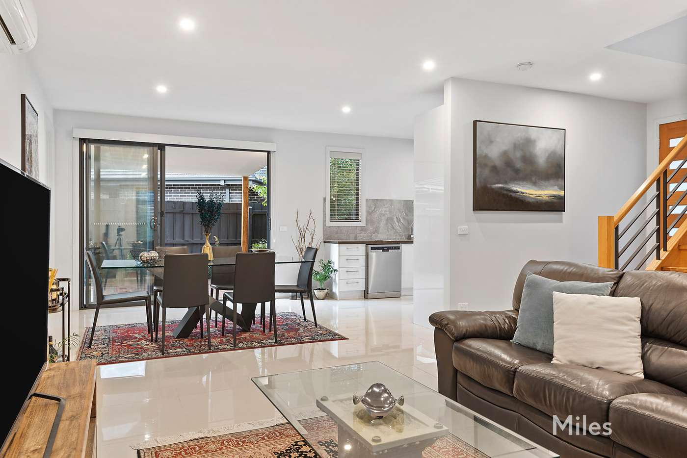 Fifth view of Homely townhouse listing, 1/117 Beatty Street, Ivanhoe VIC 3079