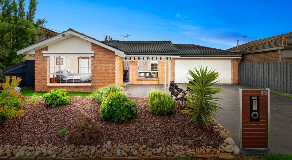 23 Dona Drive, Hoppers Crossing VIC 3029