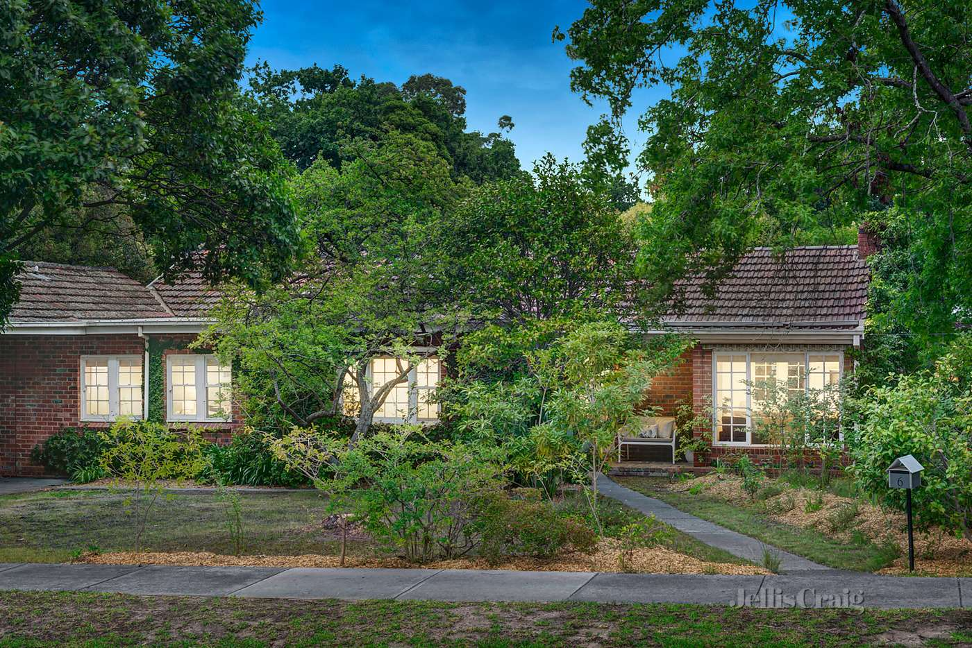 Main view of Homely house listing, 6 Frances Avenue, Vermont VIC 3133