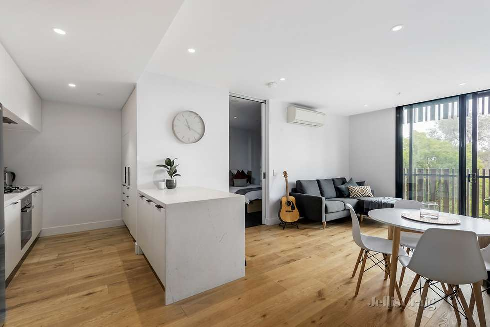 Fourth view of Homely apartment listing, 109/1 Westley Avenue, Ivanhoe VIC 3079
