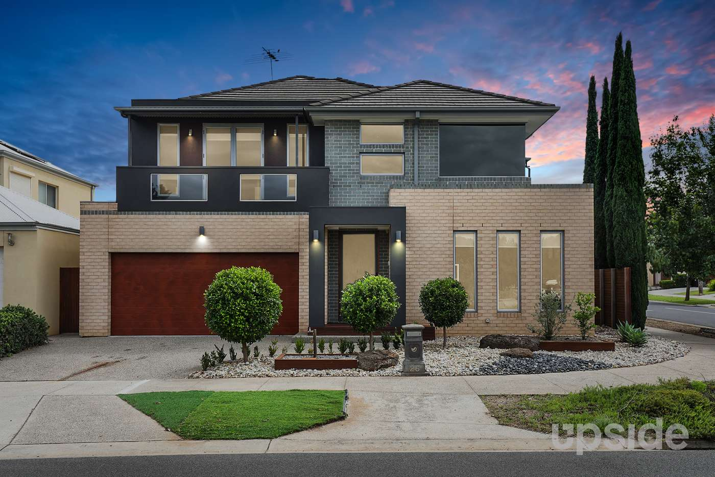 Main view of Homely house listing, 26 Central Parkway, Caroline Springs VIC 3023