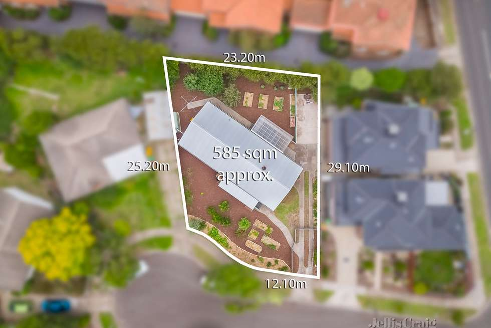 Second view of Homely house listing, 3 Olympic Court, Forest Hill VIC 3131
