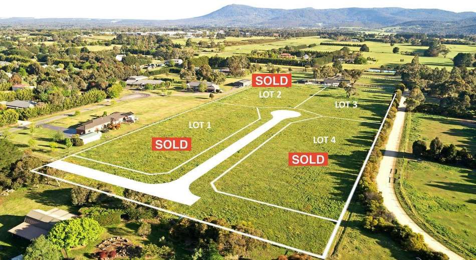 Lot 3, 63 Joseph Avenue, New Gisborne VIC 3438