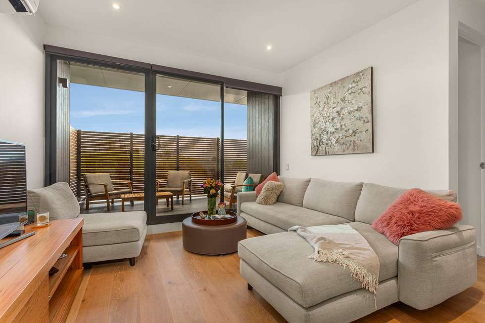 Third view of Homely apartment listing, 204(18)/42 Kororoit Creek Road, Williamstown VIC 3016