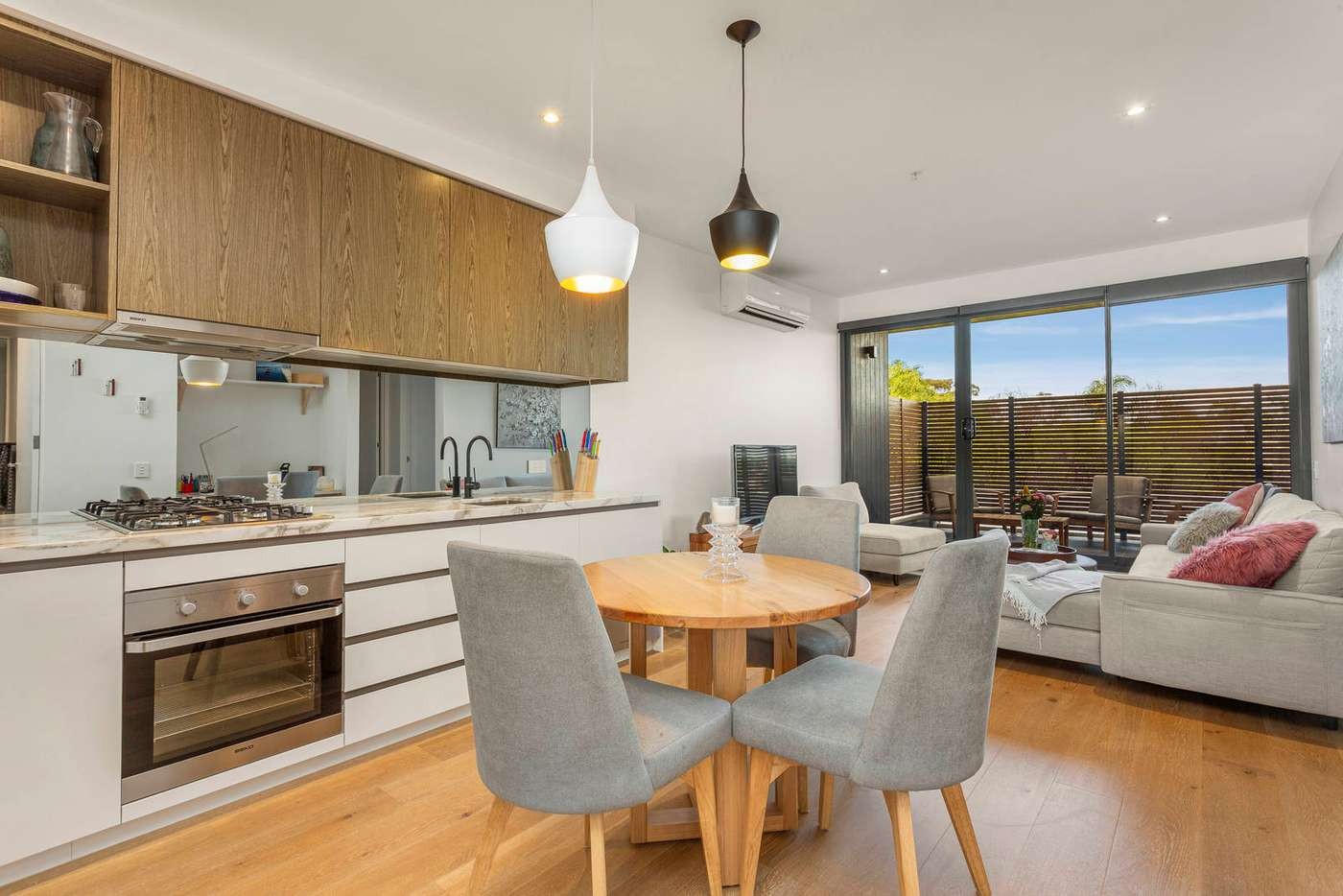 Fifth view of Homely apartment listing, 204(18)/42 Kororoit Creek Road, Williamstown VIC 3016