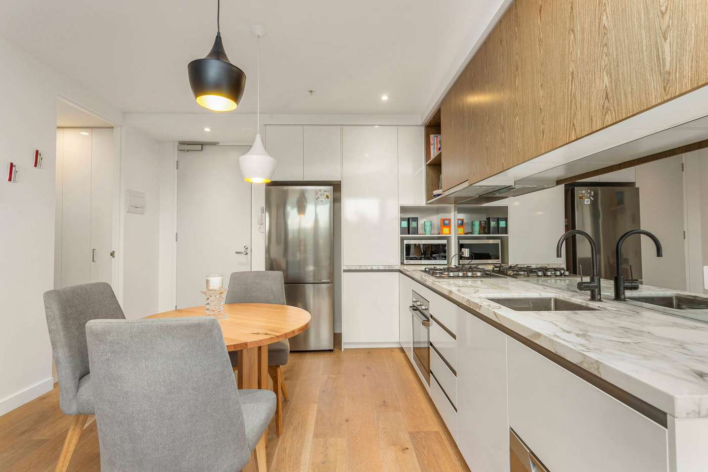 Sixth view of Homely apartment listing, 204(18)/42 Kororoit Creek Road, Williamstown VIC 3016