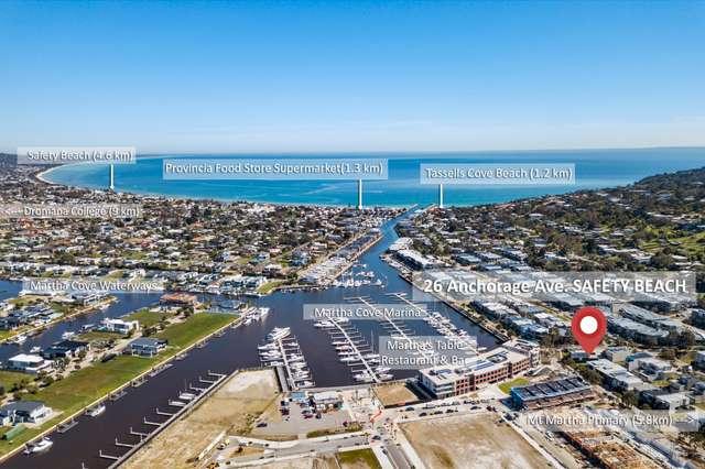 26 Anchorage Avenue, Safety Beach VIC 3936