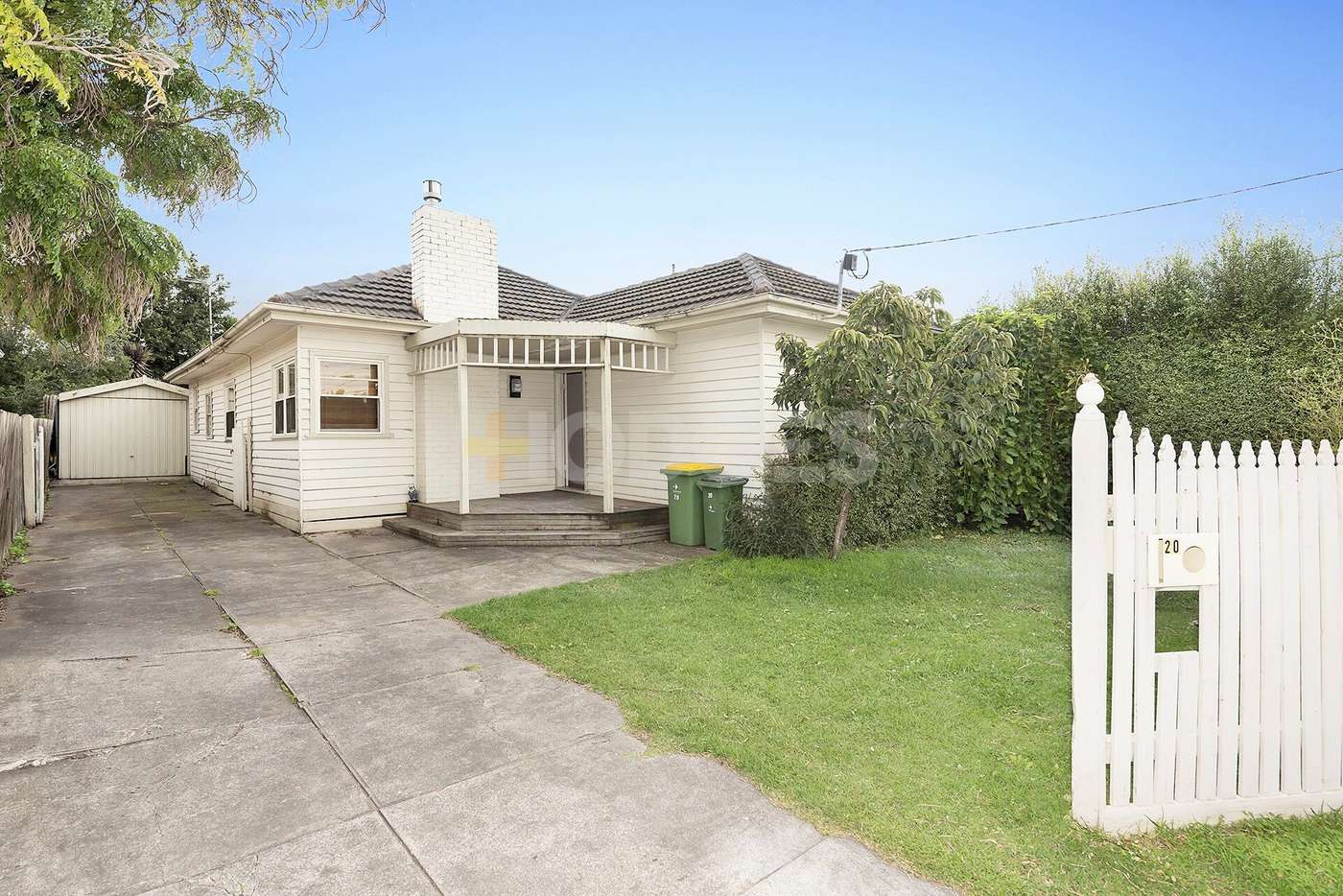Main view of Homely house listing, 20 Highgate Street, Yarraville VIC 3013