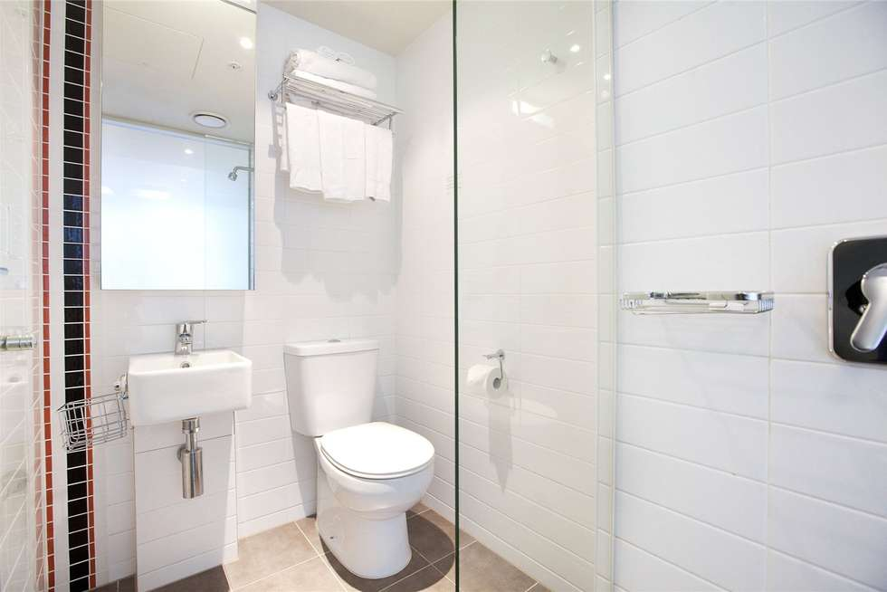 Fourth view of Homely studio listing, 602/181 ABeckett Street, Melbourne VIC 3000