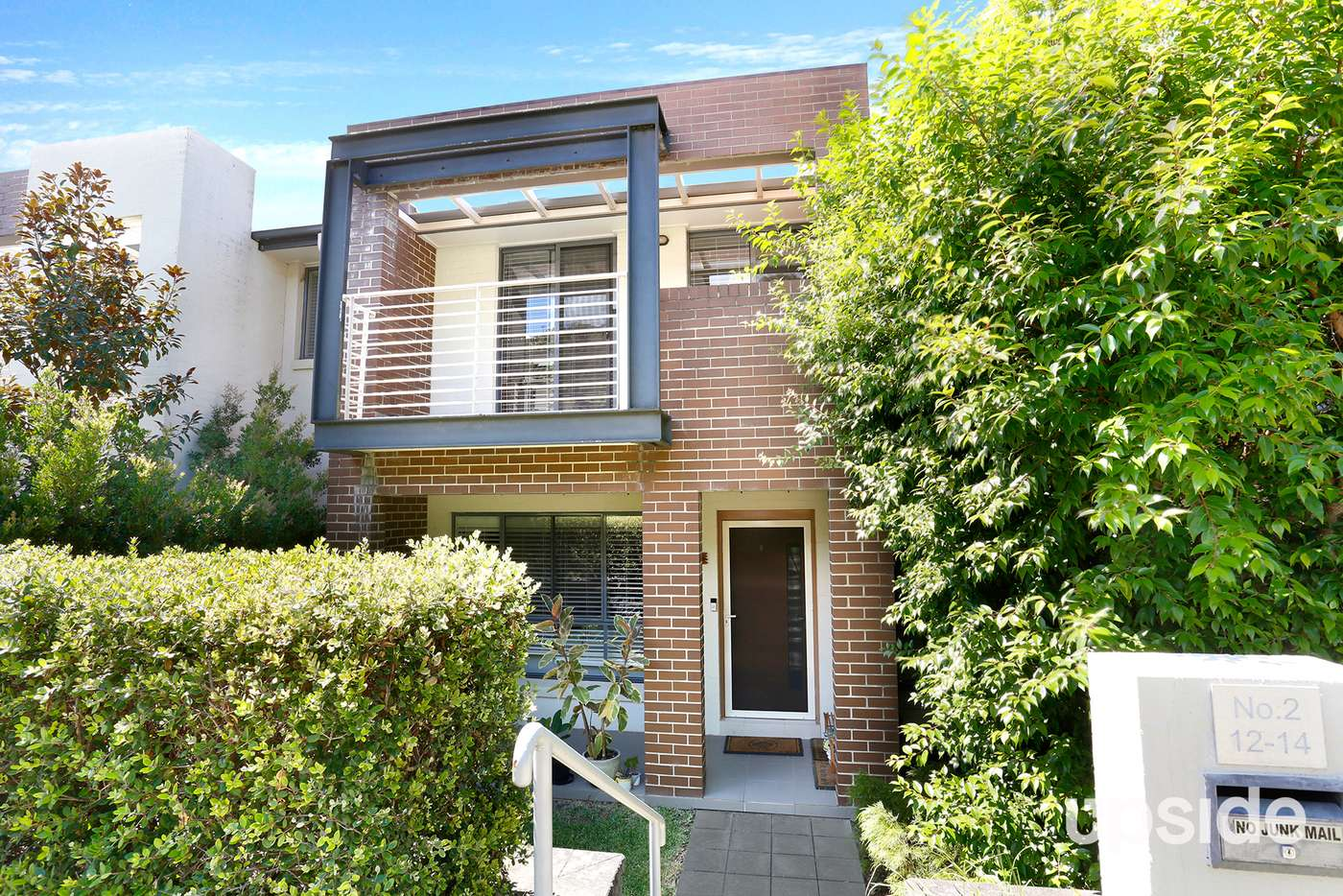 Fifth view of Homely townhouse listing, 2/12-14 Angophora Circuit, Warriewood NSW 2102
