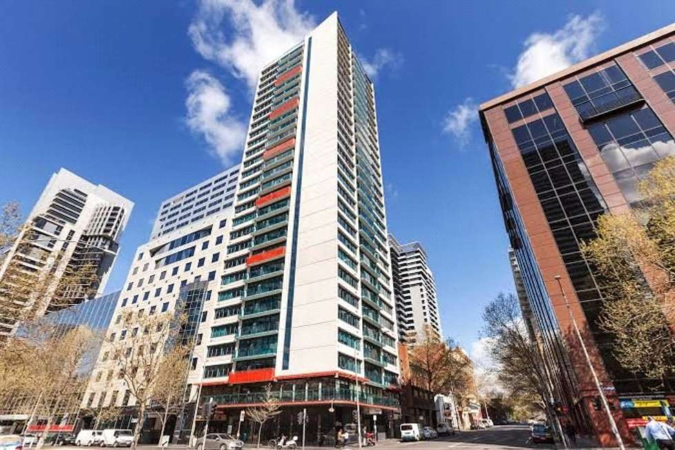 Second view of Homely apartment listing, 412/181 ABeckett Street, Melbourne VIC 3000