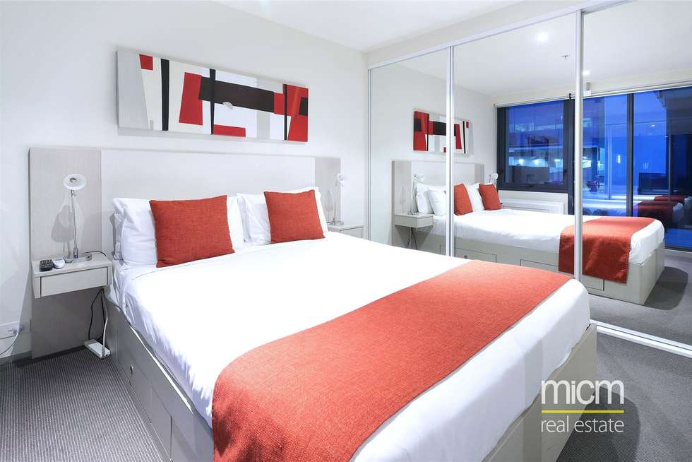 Fourth view of Homely apartment listing, 412/181 ABeckett Street, Melbourne VIC 3000