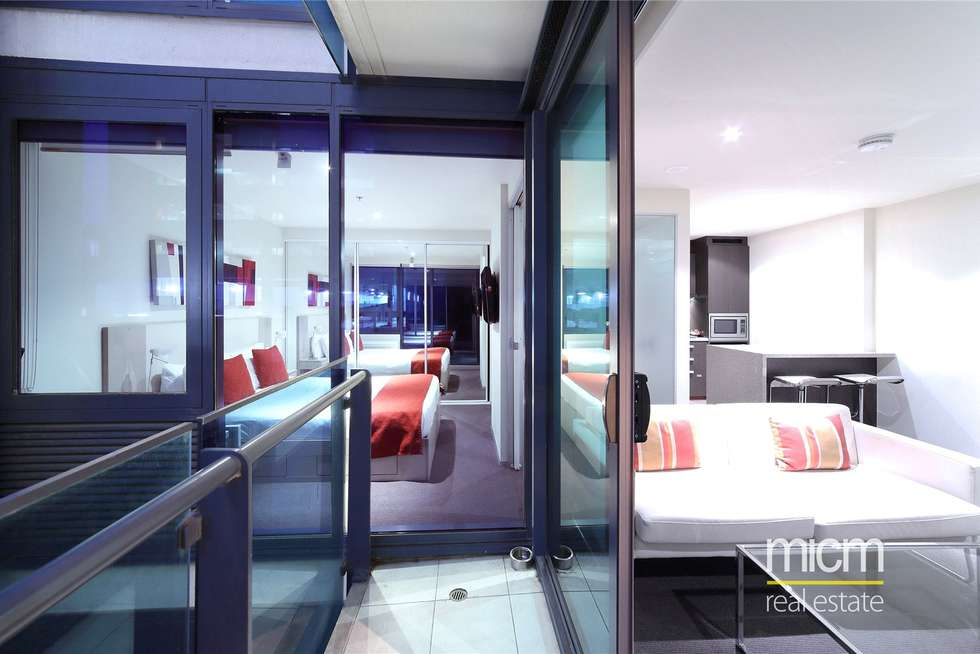 Fifth view of Homely apartment listing, 412/181 ABeckett Street, Melbourne VIC 3000