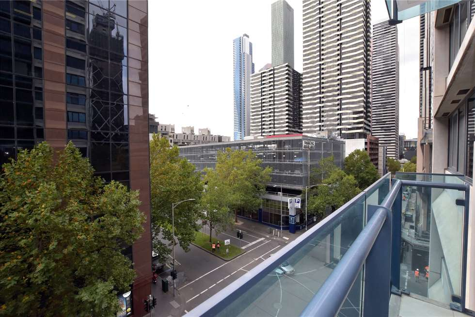 Fourth view of Homely studio listing, 504/181 ABeckett Street, Melbourne VIC 3000