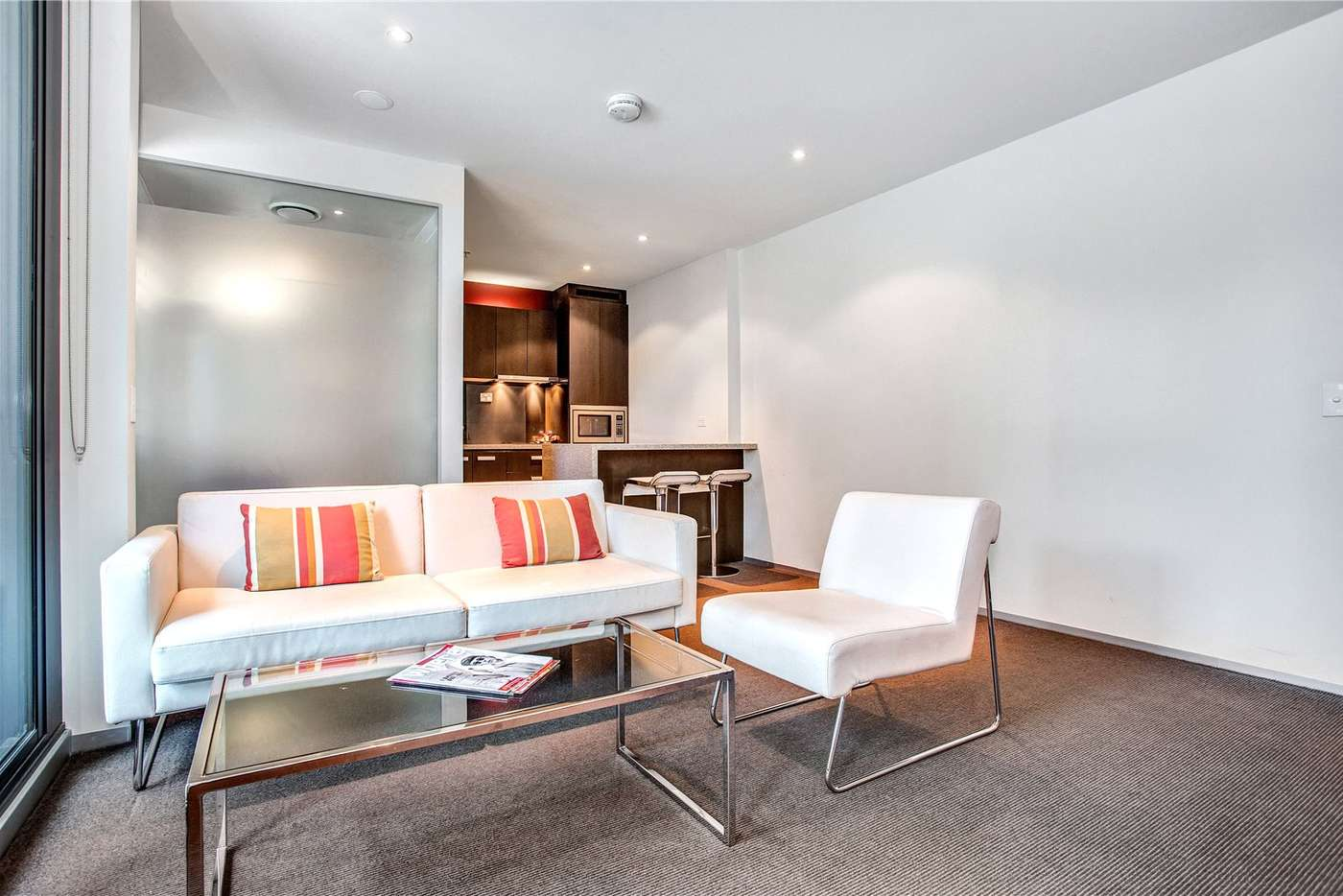 Main view of Homely apartment listing, 512/181 ABeckett Street, Melbourne VIC 3000