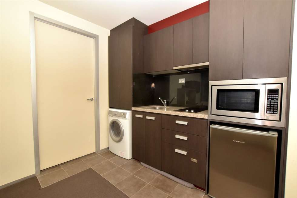 Second view of Homely studio listing, 507/181 ABeckett Street, Melbourne VIC 3000