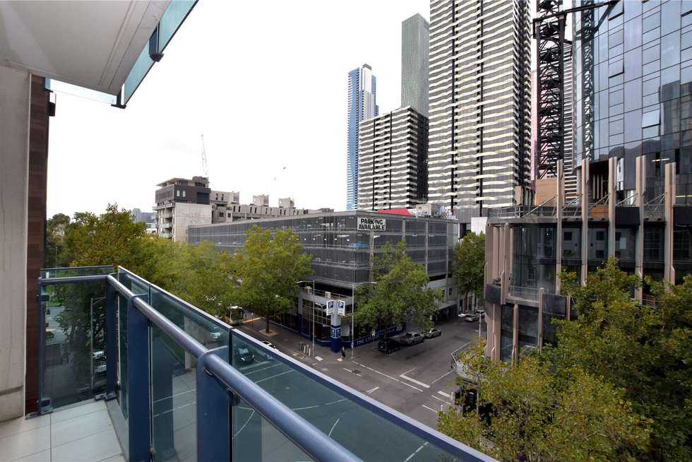 Fifth view of Homely studio listing, 507/181 ABeckett Street, Melbourne VIC 3000