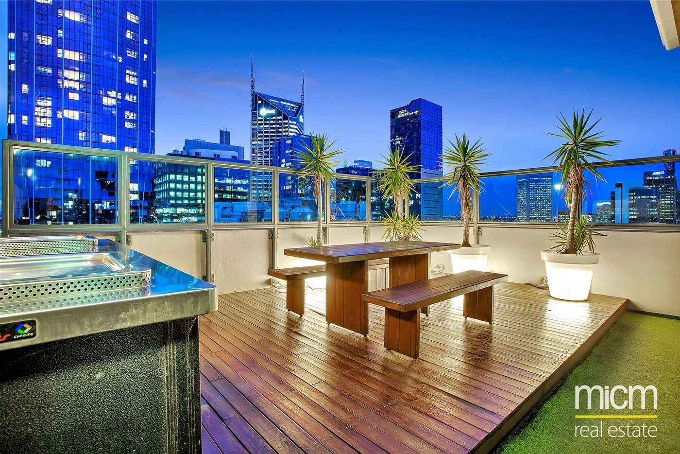 Sixth view of Homely studio listing, 301/181 ABeckett Street, Melbourne VIC 3000