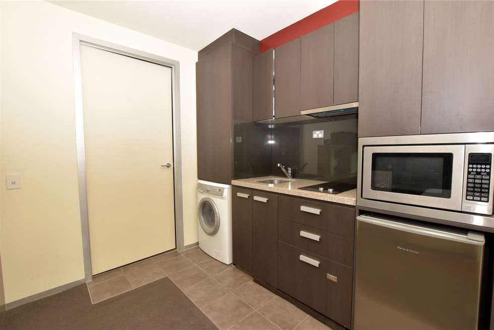Second view of Homely studio listing, 307/181 ABeckett Street, Melbourne VIC 3000