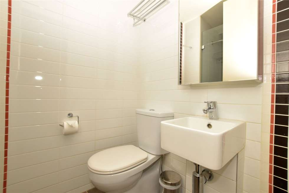 Third view of Homely studio listing, 303/181 ABeckett Street, Melbourne VIC 3000