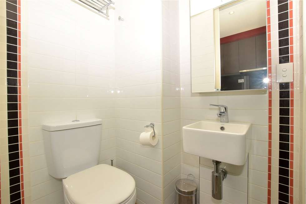 Fourth view of Homely studio listing, 309/181 ABeckett Street, Melbourne VIC 3000