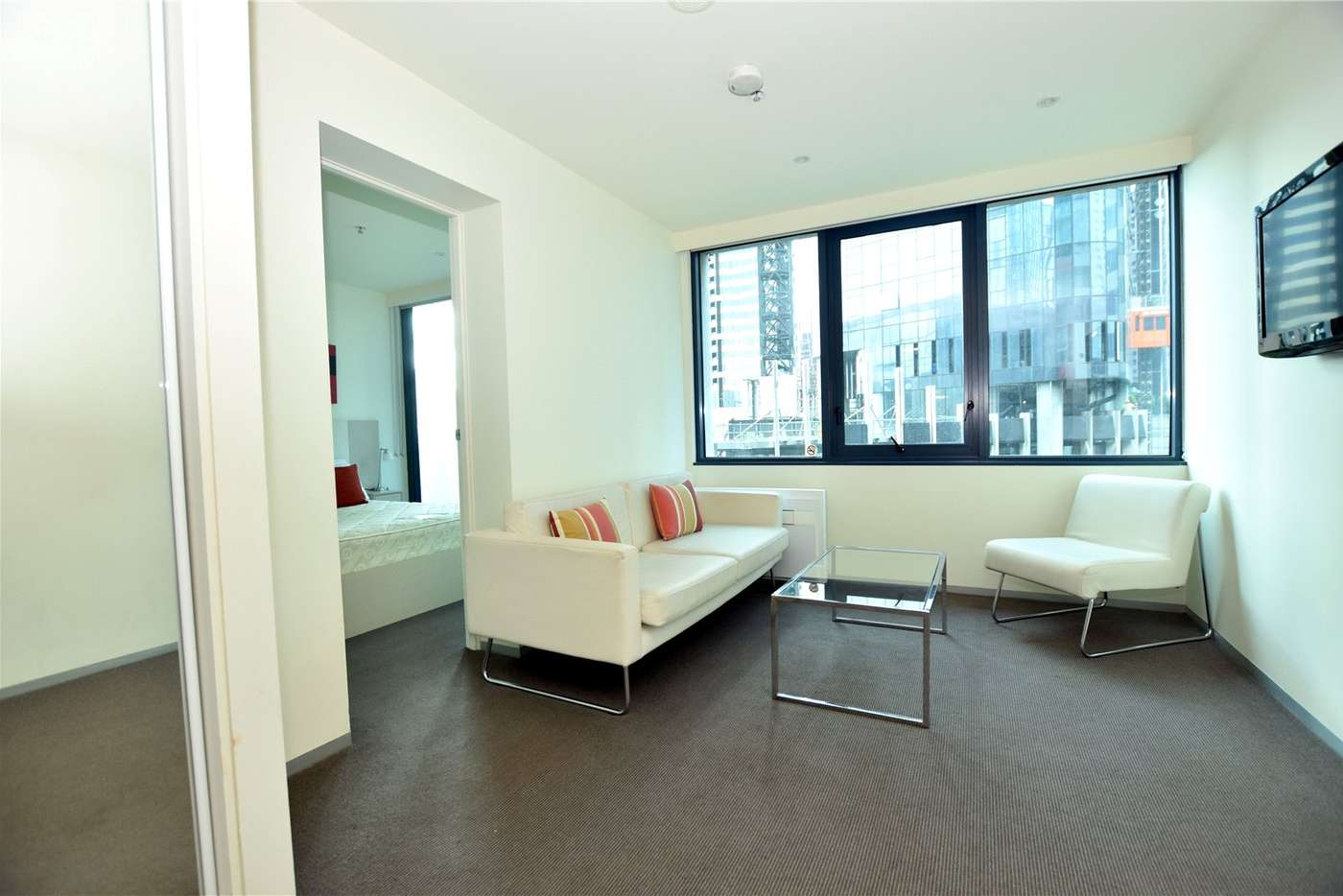 Main view of Homely studio listing, 608/181 ABeckett Street, Melbourne VIC 3000