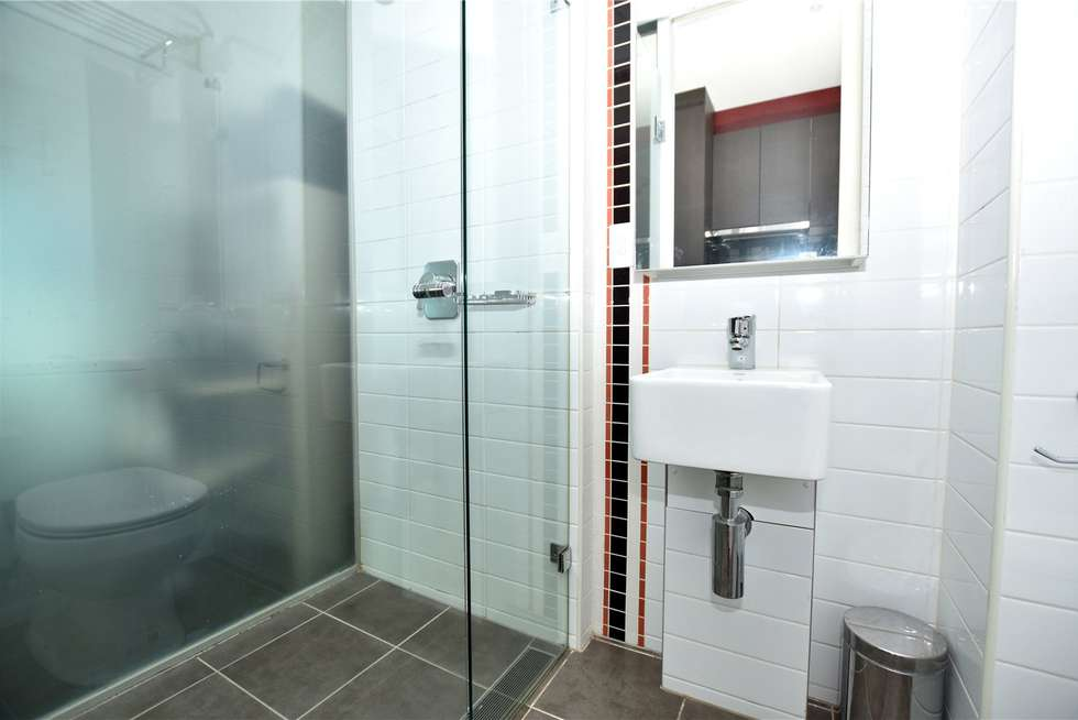 Fifth view of Homely studio listing, 608/181 ABeckett Street, Melbourne VIC 3000