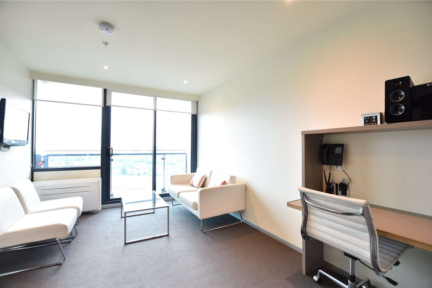Main view of Homely apartment listing, 2703/181 ABeckett Street, Melbourne VIC 3000