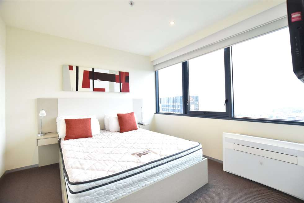 Third view of Homely apartment listing, 2703/181 ABeckett Street, Melbourne VIC 3000