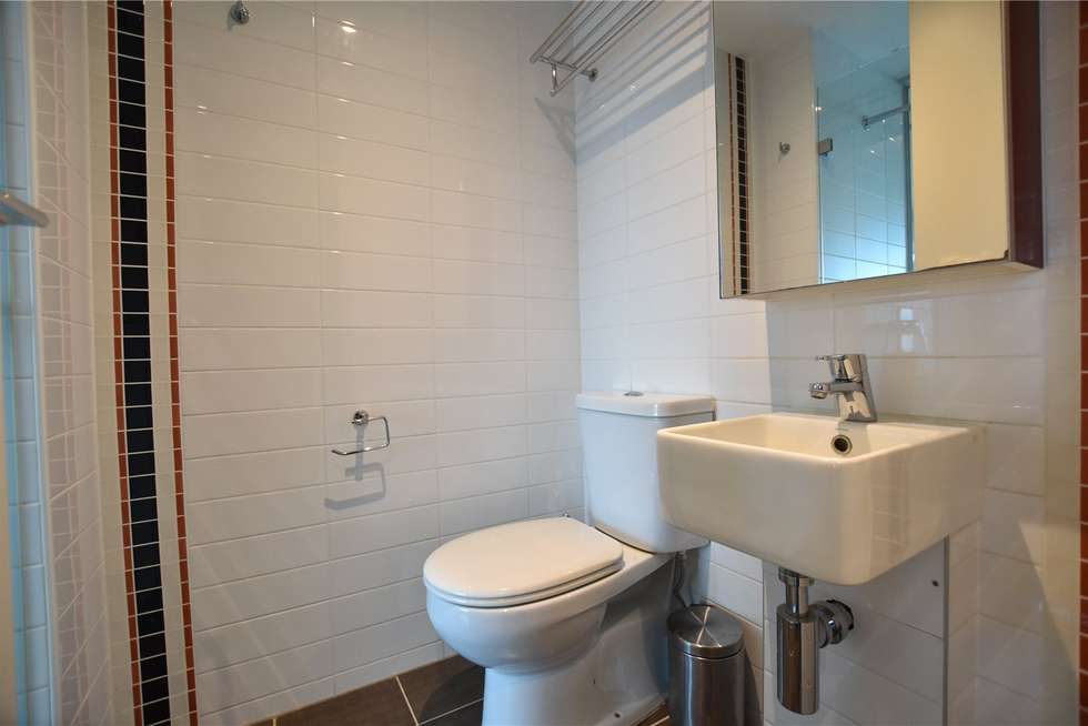 Fourth view of Homely apartment listing, 2703/181 ABeckett Street, Melbourne VIC 3000