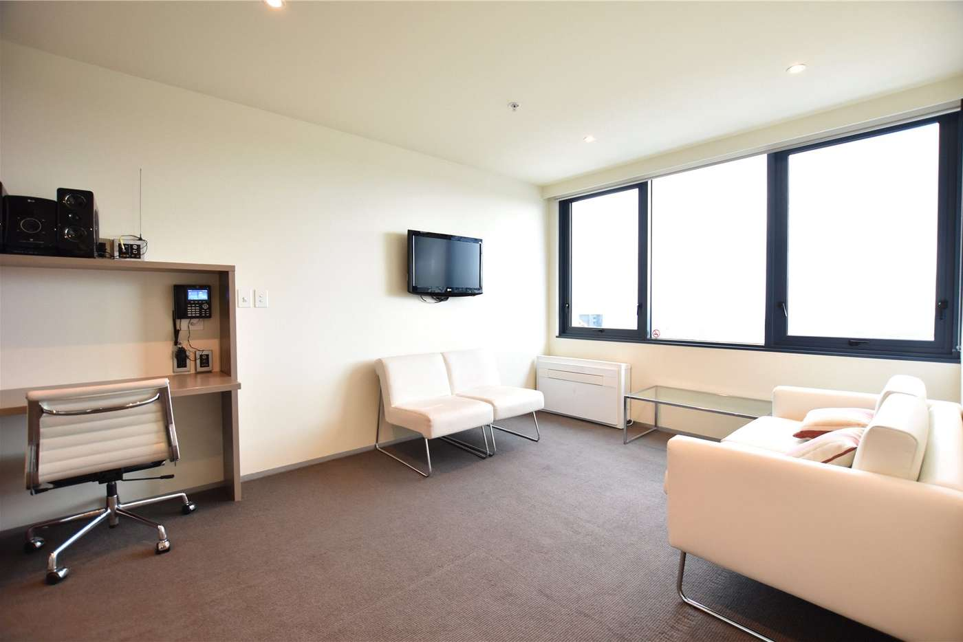 Main view of Homely apartment listing, 2701/181 ABeckett Street, Melbourne VIC 3000