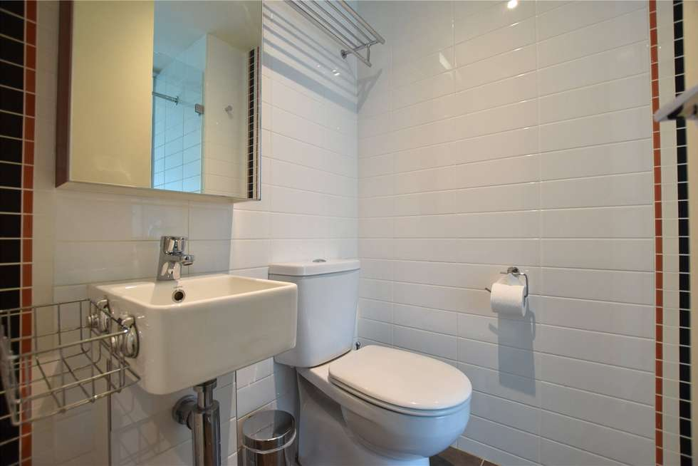 Third view of Homely studio listing, 306/181 ABeckett Street, Melbourne VIC 3000