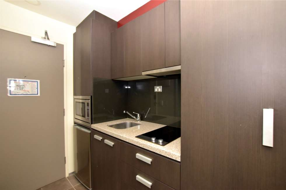 Second view of Homely studio listing, 305/181 ABeckett Street, Melbourne VIC 3000