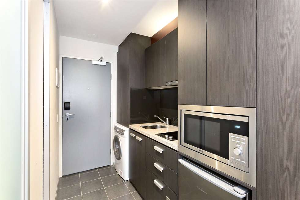 Second view of Homely studio listing, 2310/181 ABeckett Street, Melbourne VIC 3000
