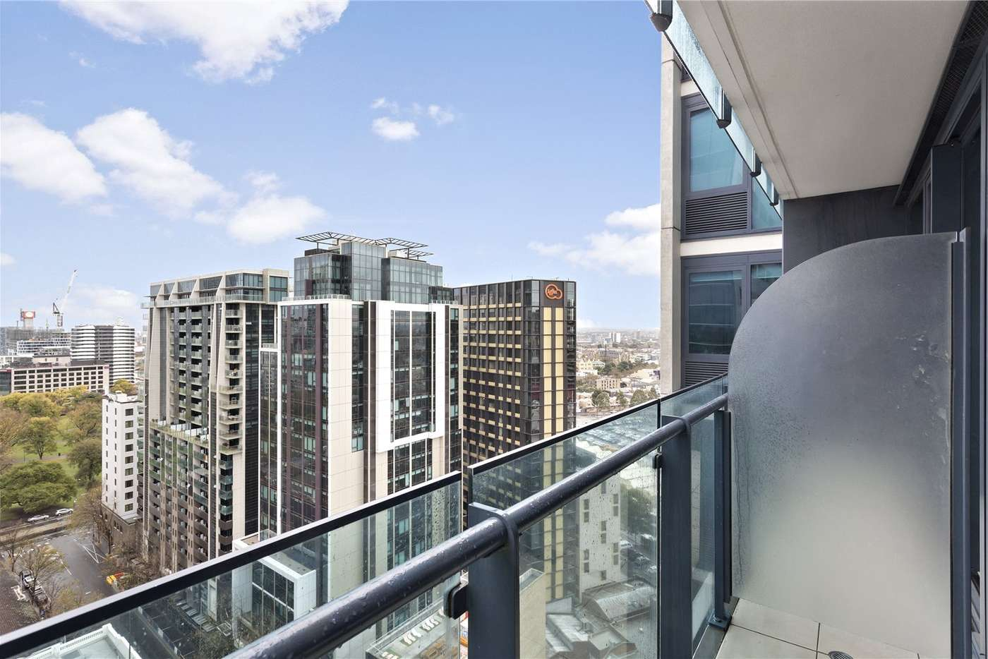 Fifth view of Homely studio listing, 2310/181 ABeckett Street, Melbourne VIC 3000
