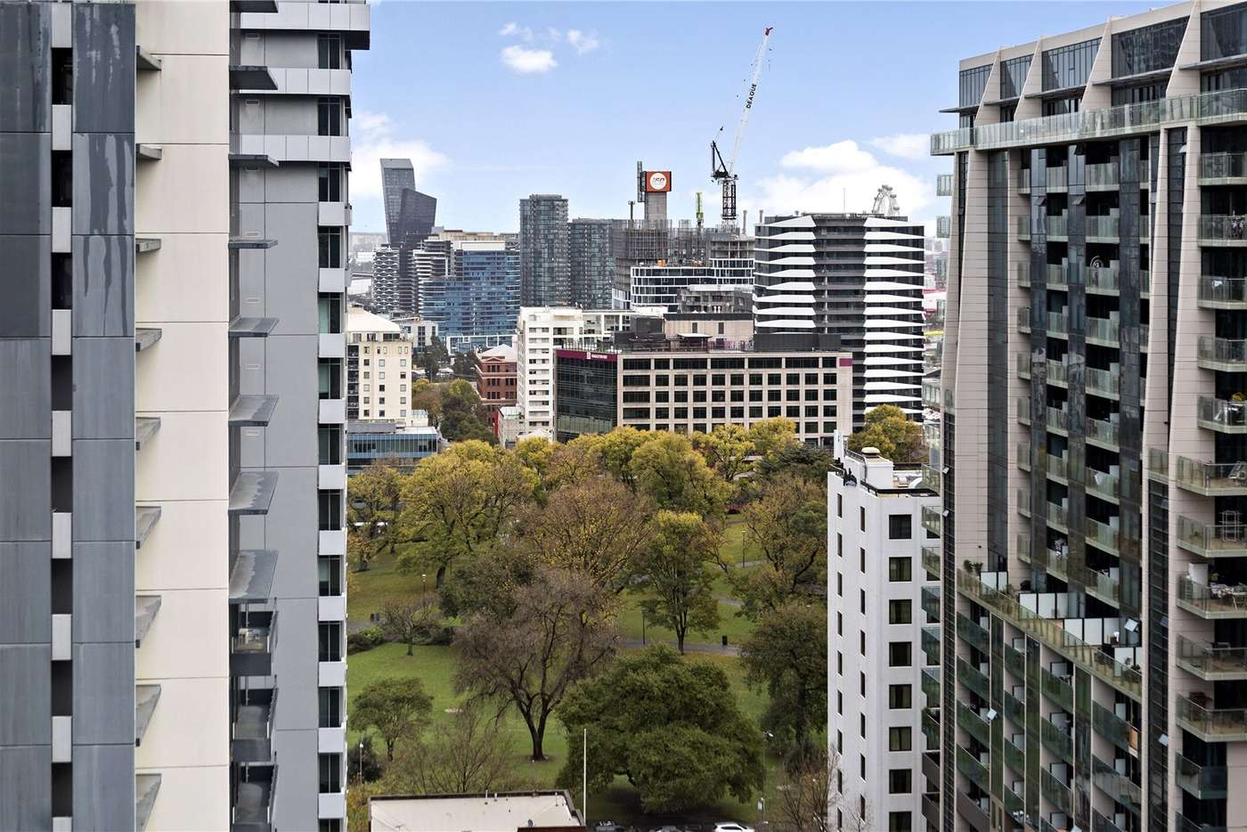 Sixth view of Homely studio listing, 2310/181 ABeckett Street, Melbourne VIC 3000