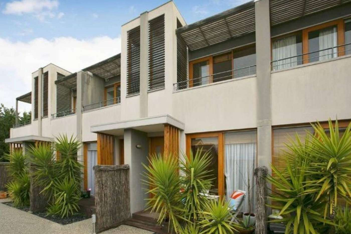 Main view of Homely townhouse listing, 6/12 Wyuna Road, Caulfield North VIC 3161