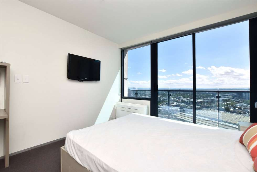 Fourth view of Homely studio listing, 2803/181 ABeckett Street, Melbourne VIC 3000