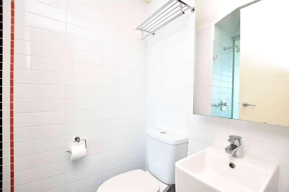 Fifth view of Homely studio listing, 2803/181 ABeckett Street, Melbourne VIC 3000