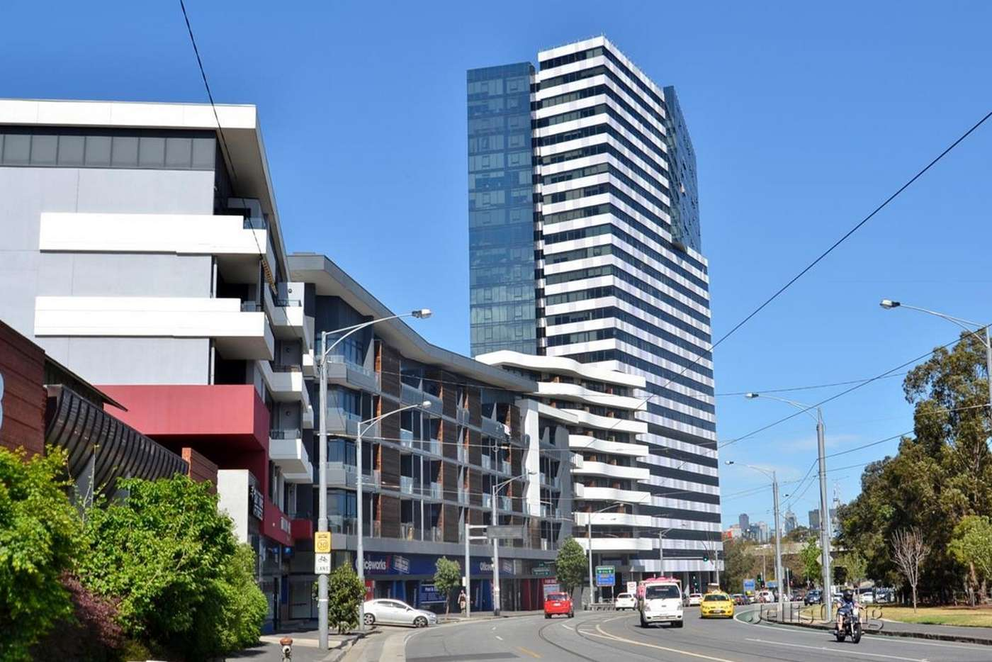 Main view of Homely apartment listing, 734/38 Mount Alexander Road, Travancore VIC 3032