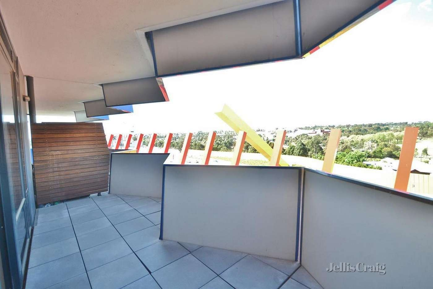 Seventh view of Homely apartment listing, 734/38 Mount Alexander Road, Travancore VIC 3032
